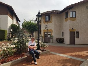 Anaheim - Germany in California