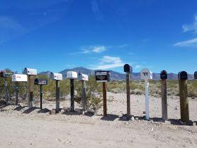 Arizona mailboxes